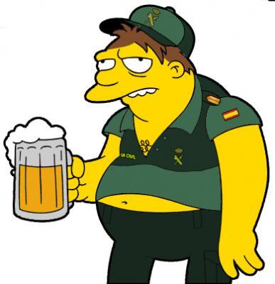 Barney-Brigada-Guardia-Civil