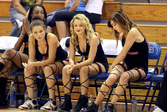 baloncesto femenino banquillo