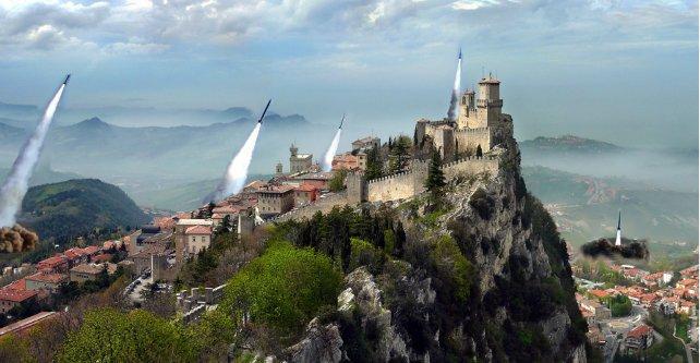 Pruebas nucleares de San Marino
