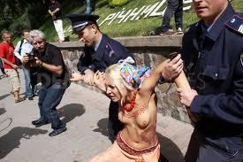 FEMEN Facebook