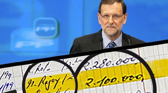 La factura de la TV que usurpó la personalidad de Rajoy en una rueda de prensa