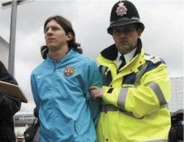 Messi irá a la cárcel