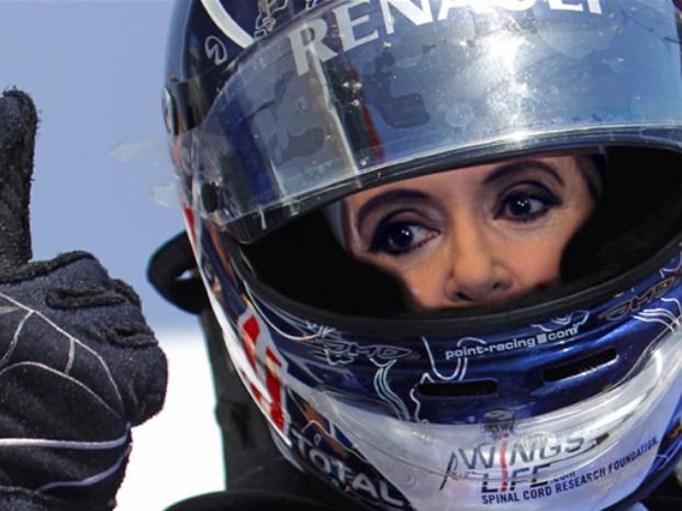 Cristina Cifuentes participará en MotoGP