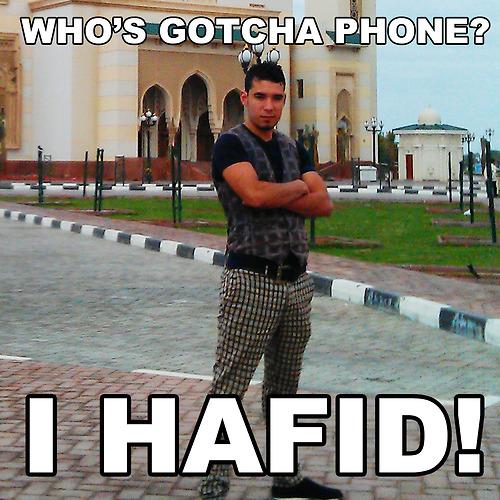 Hafid, el ladrón