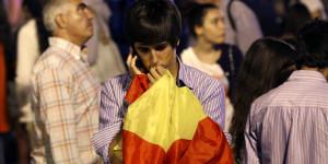 Joven de buena familia se lamenta por Madrid 2020