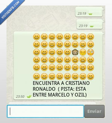 chiste_whatsapp_emoticonos_cr7
