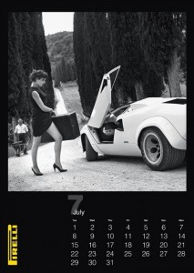 Antonia Dell'Atte Calendario Pirelli