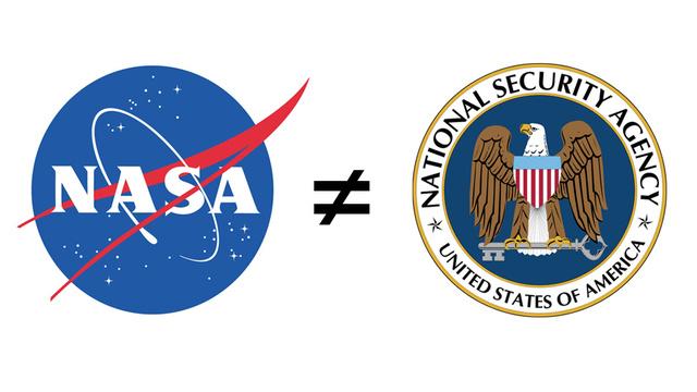 NASA no es NSA