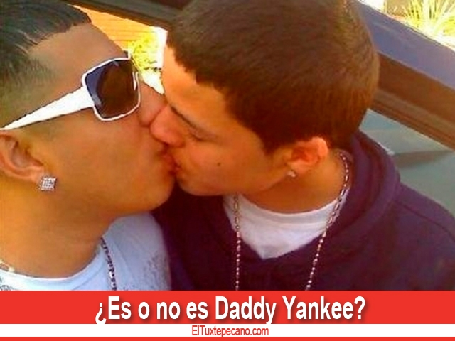 Foto de Daddy Yankee gay