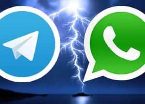 Telegram es igual de seguro que WhatsApp