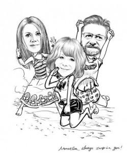 Meme Cospedal Esperanza Aguirre y Rajoy