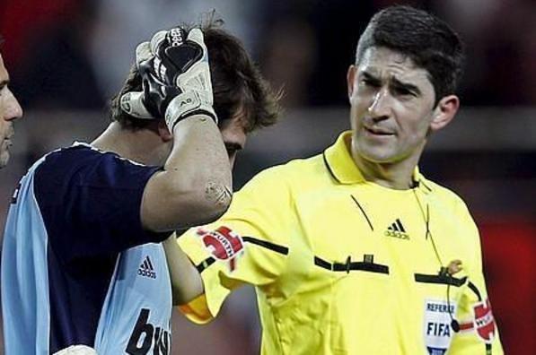 Undiano es culé, como Casillas