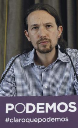 Pablo Iglesias trabaja para Google