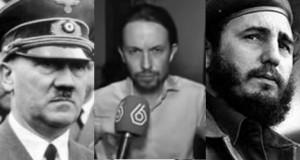 Pablo Iglesias Hitler Che Guevara