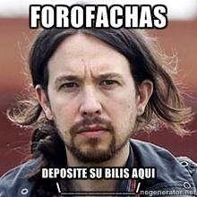 Pablo Iglesias forocoches