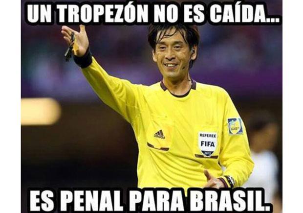 Memes Mundial 2014: Memes de Brasil, Memes Nishimura, Memes #RoboACroacia