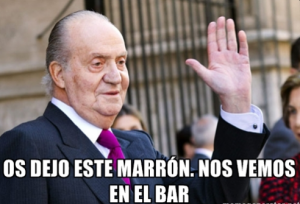 Juan Carlos Abdica