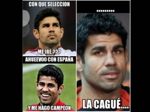 Meme Diego Costa