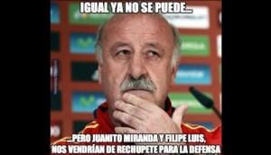 Meme Vicente del Bosque