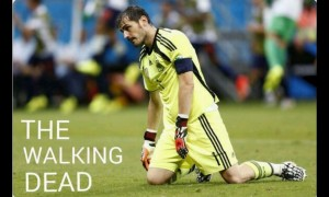 meme Casillas Walking Dead