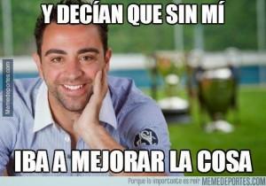 Memes Xavi España