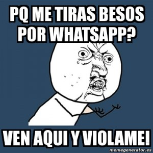 Besos Por WhatsApp