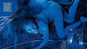Vicky Xipolitakis maquillada Avatar