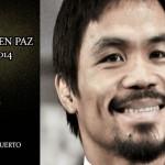 Muere Manny Pacquiao en Filipinas