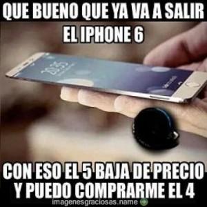 meme precio iPhone 6