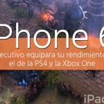 rendimiento iPhone 6