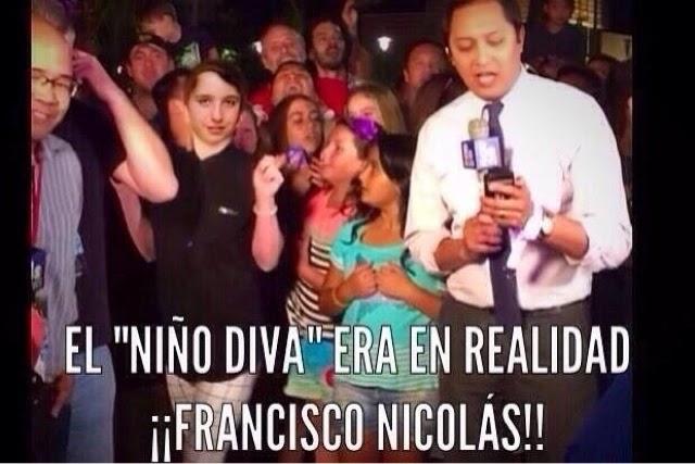 Francisco Nicolás el Niño Diva
