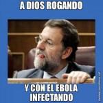Meme ébola Rajoy