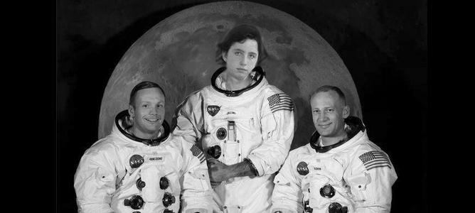 Meme Pequeño Nicolás en la Luna