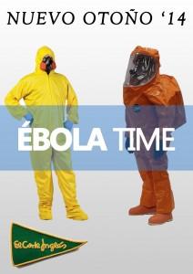 Ébola el Corte Inglés