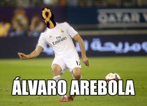Meme ébola Arbeloa