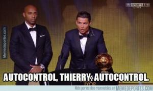 Meme Cristiano Ronaldo Henry