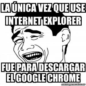 meme internet explorer comic
