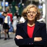 Manuela Carmena ha ganado las elecciones