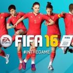Las jugadoras de la Selección Femenina en el FIFA 2016 sólo harán caso al usuario cuando les parezca bien