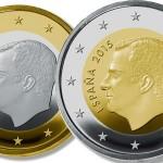 Felipe VI enfadado: le han sacado demasiado parecido a su padre en las monedas