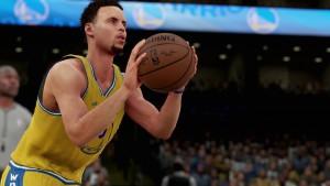 Curry NBA 2K