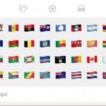 WhatsApp incluirá la bandera de DAESH en su próxima actualización