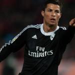 Cristiano encabeza la lista negra del Real Madrid