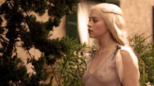daenerys targaryen desnuda