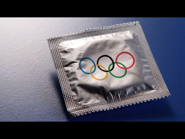 Ah, ¿no eran Juegos Olímpicos de sexo?