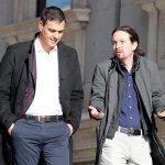Pedro Sánchez quiere irse a Podemos si no consigue gobernar