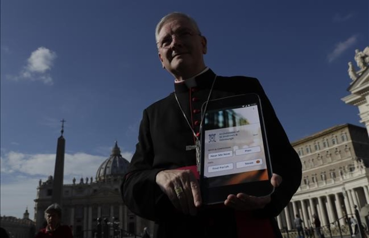 Holy Match, el Tinder Católico