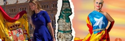 Las catalanas independentistas son mas feas
