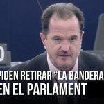 PP y PSOE muy cerca del acuerdo para la retirada de la bandera catalana del Parlament