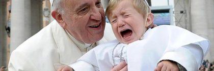 Papa Francisco pederastia